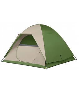 Eureka Tetragon 3 Person Tent Green