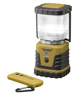 Eureka Warrior 230 w/ Remote Control Lantern/Flashlight Gold/Black