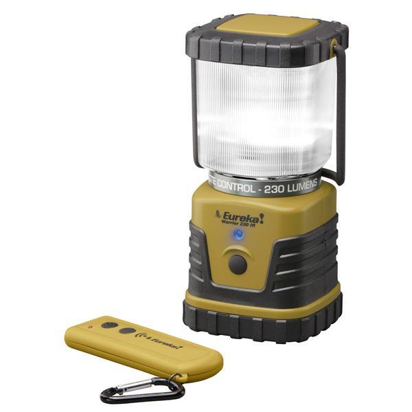 Eureka Warrior 230 w/ Remote Control Lantern/Flashlight