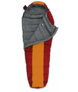 Eureka Wild Basin 0 Sleeping Bag Brick Dust/Topaz