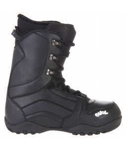 Evol 1080 Snowboard Boots Black