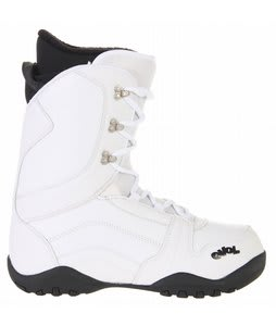 Evol 1080 Snowboard Boots White