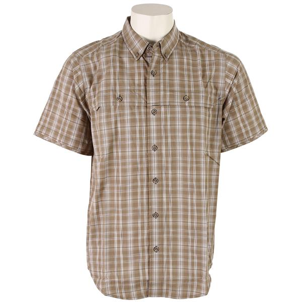 Exofficio Contourd Plaid Shirt