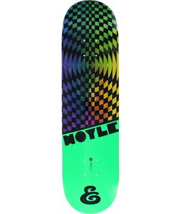 Expedition One Hoyle Hypercolor Skateboard Deck