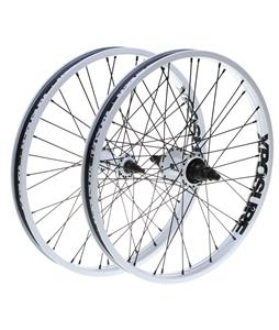 Xposure Mid Set Wheels White 20