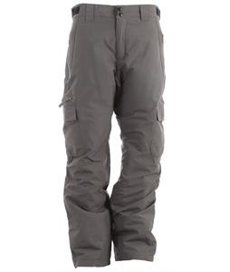 Exposure Project Blake Cargo Snowboard Pants Gargoyle