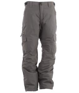 Exposure Project Bobby Cargo Insulated Snow Pants Gargoyle