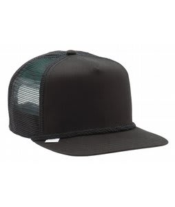 Coal The Arnie Cap Black