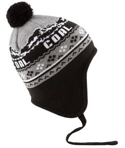 Coal The Creston Flap Beanie Grey