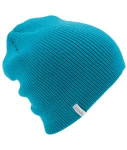 Coal The Frena Solid Beanie Turquoise