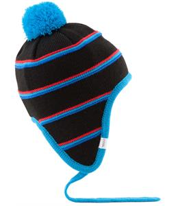 Coal The Jonas Flap Beanie Black