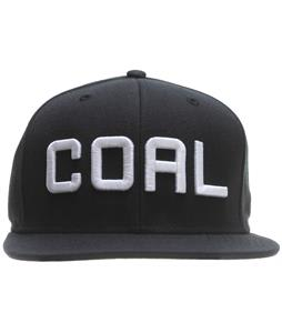 Coal The Kerning Cap Black