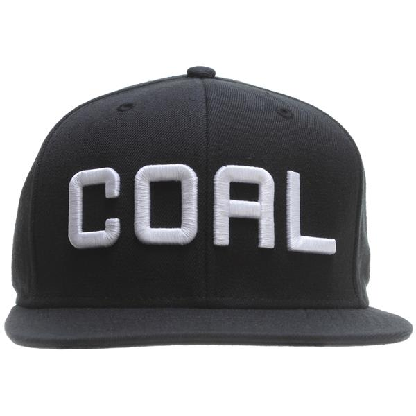 Coal The Kerning Cap