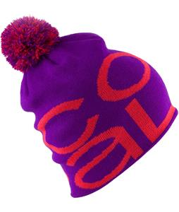 Coal The Logo Beanie Purple