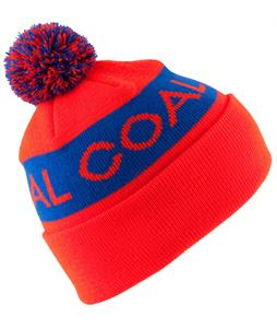 Coal The Team Beanie Flourescent Orange