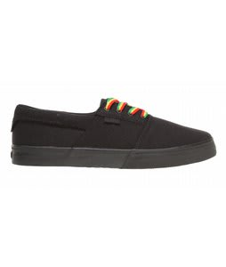 Fallen Coronado Skate Shoes Black-Ops