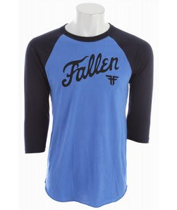 Fallen Fury Raglan Heather Royal/Navy