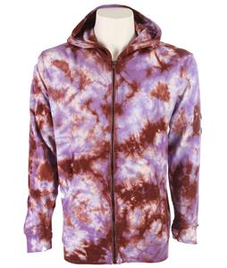 Fallen Gerlach Hoodie Black Plum/Grape Purple