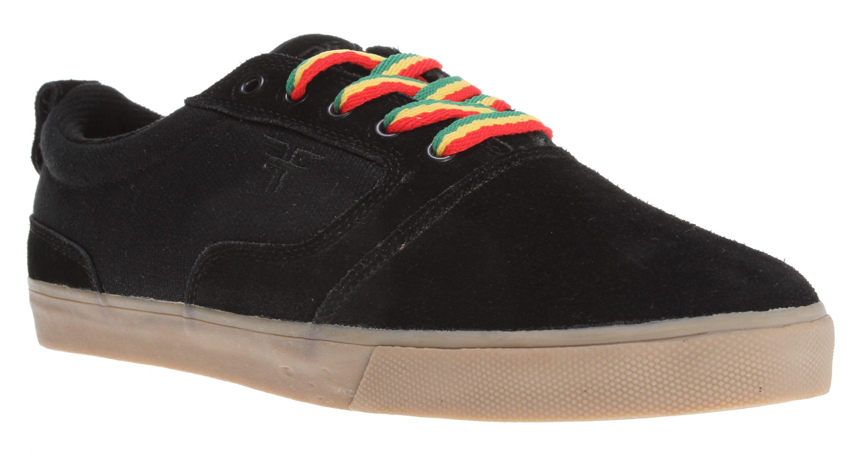 Skate shoes kingston - Fallen Kingston Skate Shoes Thumbnail 2