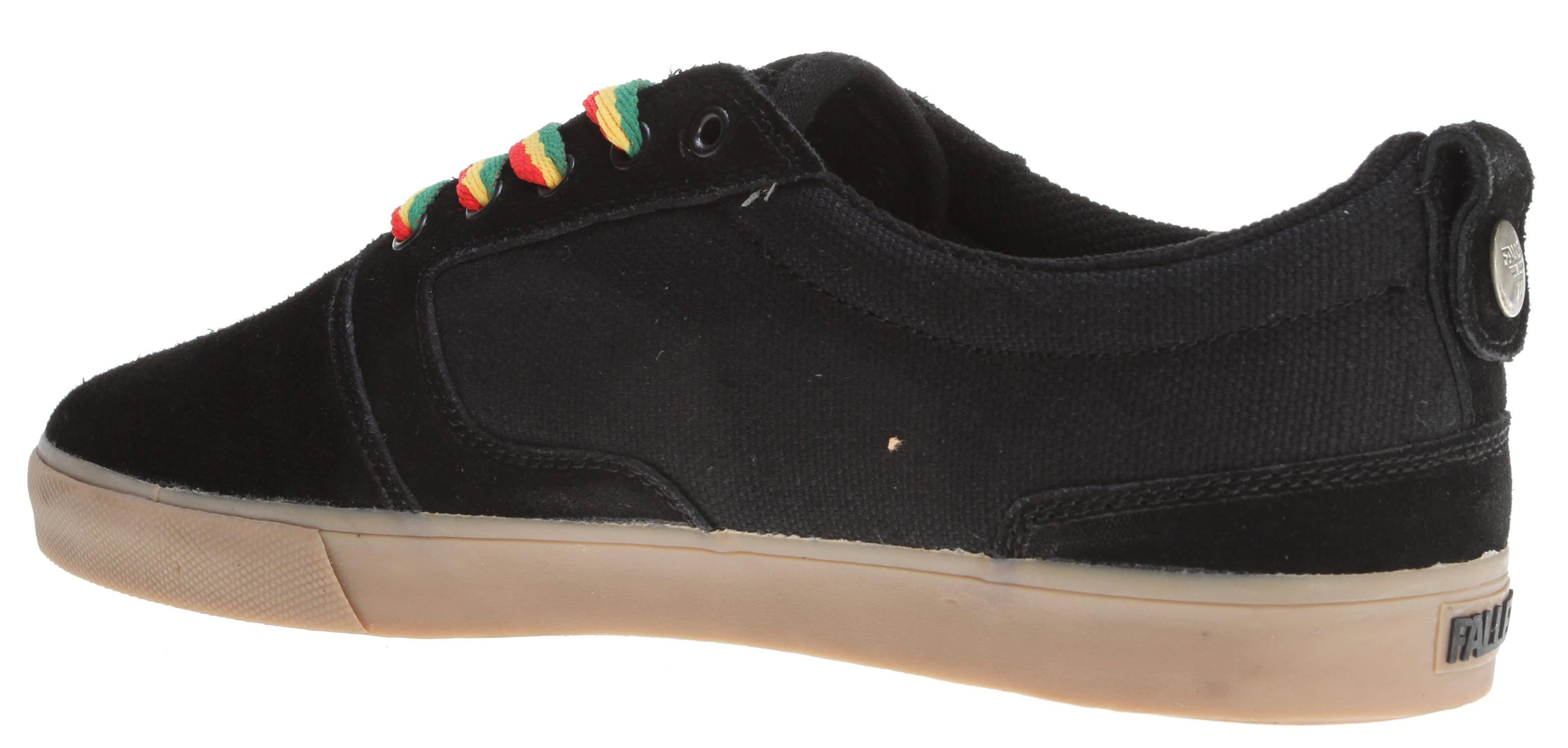 Skate shoes kingston - Fallen Kingston Skate Shoes Thumbnail 3