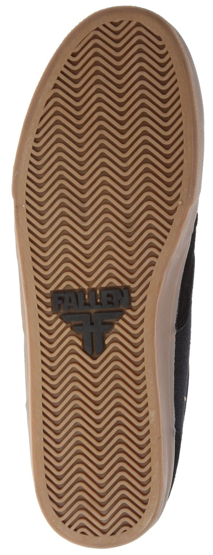 Skate shoes kingston - Fallen Kingston Skate Shoes Thumbnail 4