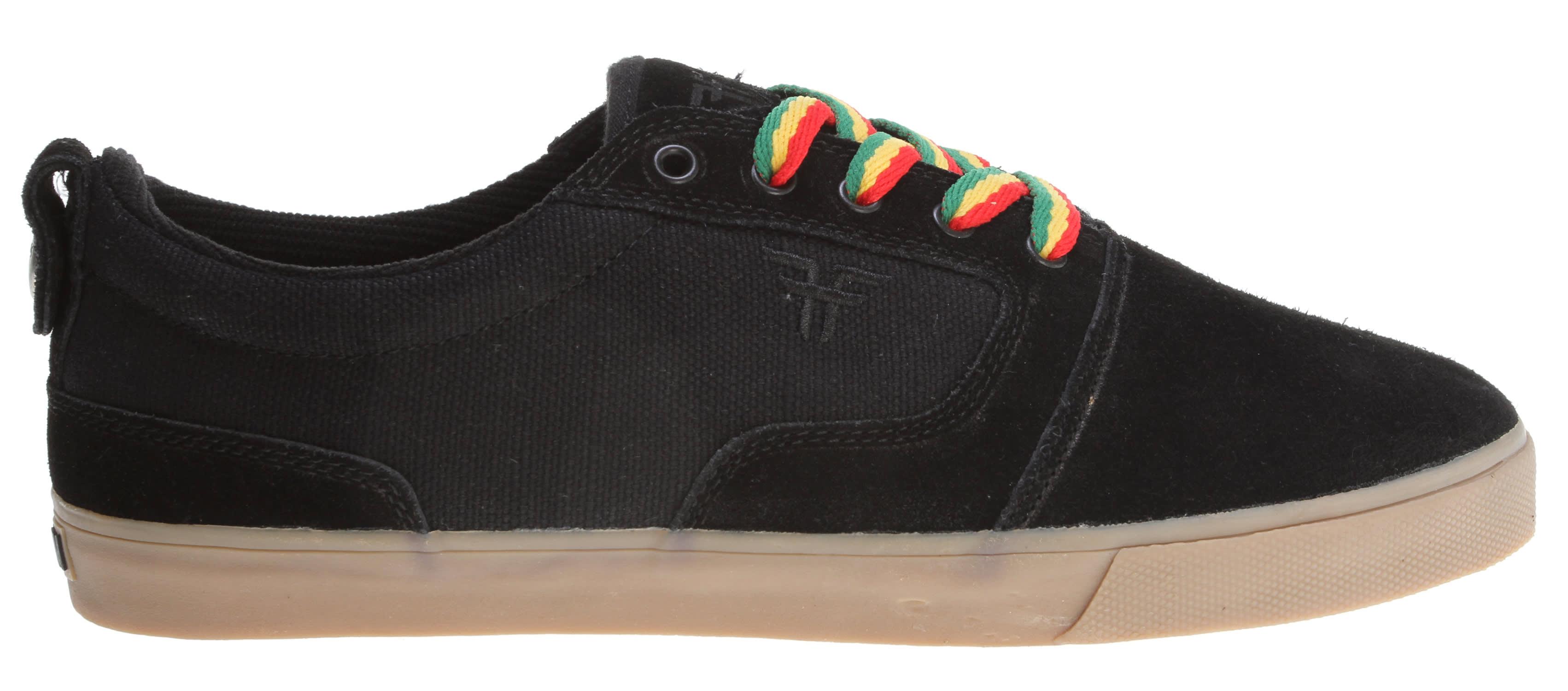 Skate shoes kingston - Fallen Kingston Skate Shoes Thumbnail 1