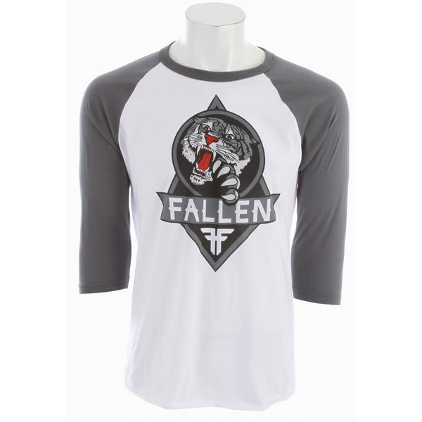 Fallen Out For Blood Raglan