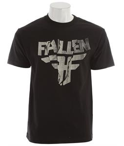 Fallen Paper Jam T-Shirt Black/Dust