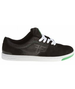 Fallen Seventy Six Skate Shoes Black/Denim/LRG