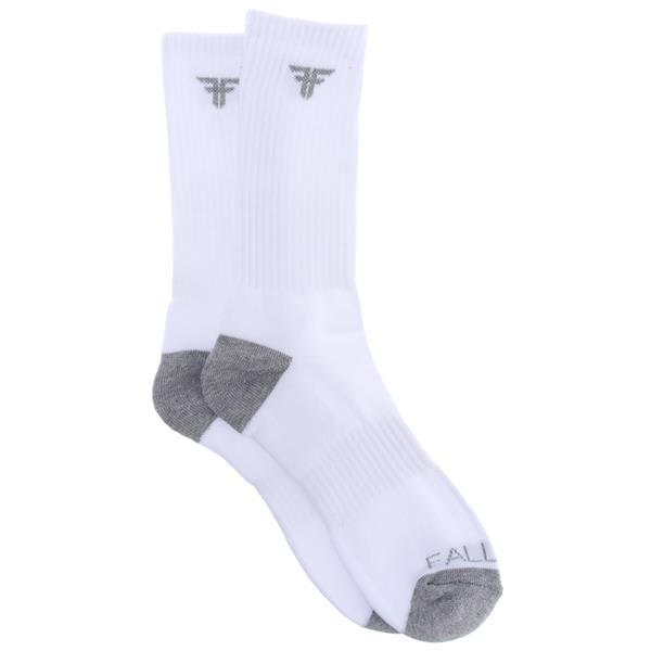 Fallen Trademark 2 Solid Socks