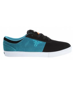 Fallen Vice Skate Shoes Black/Malibu/Toy Machine