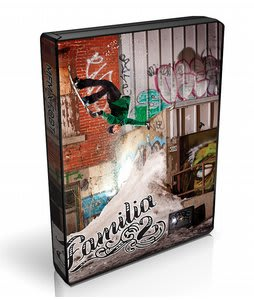 Familia 2 Snowboard DVD