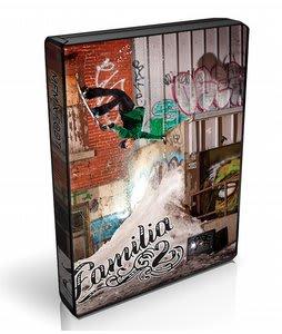 Familia 2 Snowboard DVD