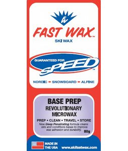 Fast Wax Base Prep Sport Wax