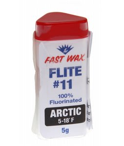 Fast Wax Flite #11 Arctic Wax 5g White