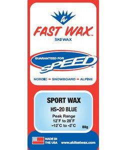 Fast Wax HS-20 Wax