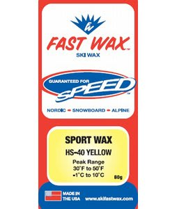 Fast Wax HS-40 Wax