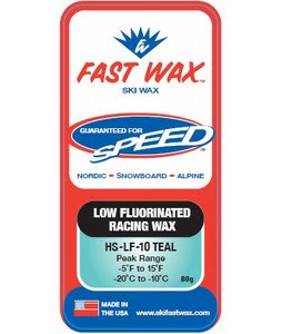 Fast Wax HSLF-10 Wax Teal 80g