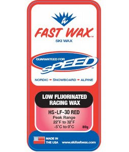 Fast Wax HSLF-30 Wax Red 80g