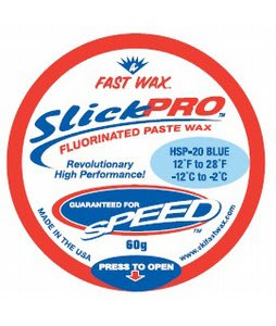 Fast Wax HSP-20 Slick Pro Paste Wax Blue 60g