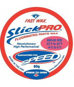 Fast Wax HSP-30 Slick Pro Paste Wax