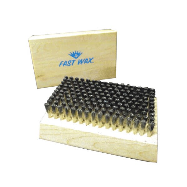 Fast Wax Superfine Steel Brush