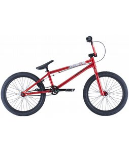 FBM V3 Heathen Adult Street Bike Electric Red  20in