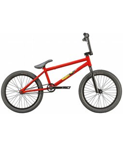 FBM V2 Marauder Street Bike Flat Red 20in