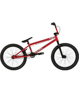 Fiction Fable BMX Bike Matte Boxer Red 20in