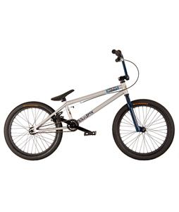 Fiction Fable BMX Bike Space Suit Silver/Blue 20in