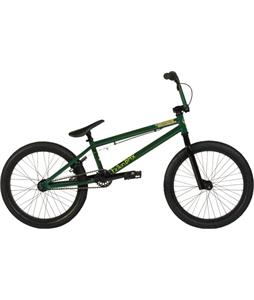 Fiction Savage BMX Bike Deep Sea Green 20in