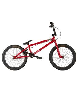 Fiction Savage BMX Bike Redrum Red/Black 20