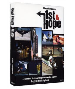 1st & Hope Skateboard DVD