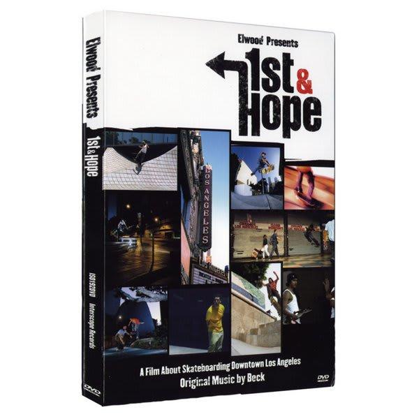 1st & Hope Skateboard DVD